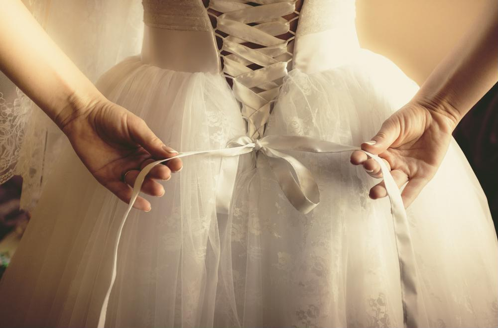 Demystifying bridal fabrics